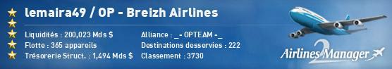 Membres de l'alliance TWA 120621