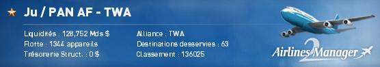 Membres de l'alliance TWA 1735