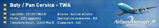 Membres de l'alliance TWA 41521