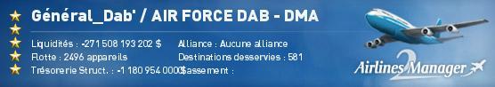 AIR FORCE DAB