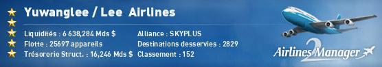 [Lee Airlines] Finances 5665